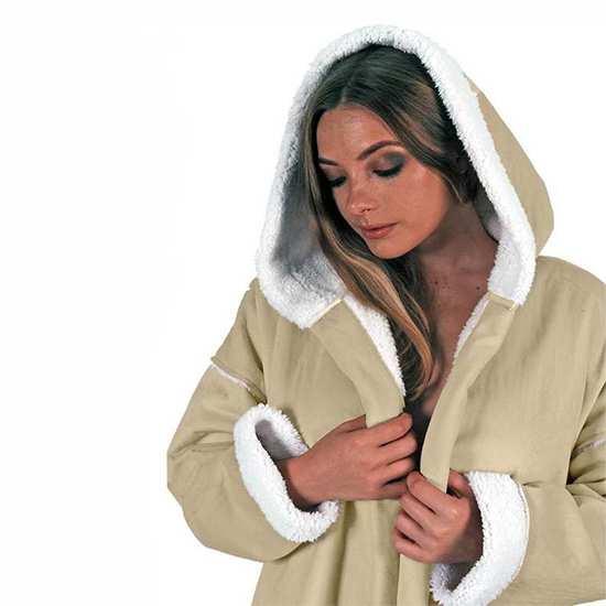 Robe de Chambre PEAU LAINE