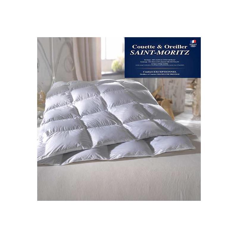 couette de luxe dumas duvet d 39 oie l g re. Black Bedroom Furniture Sets. Home Design Ideas