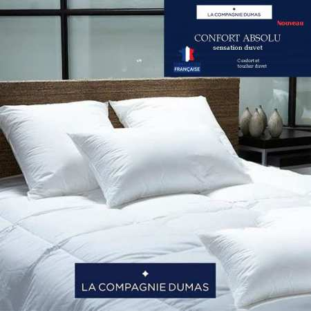 Couette Luxe Confort Absolu