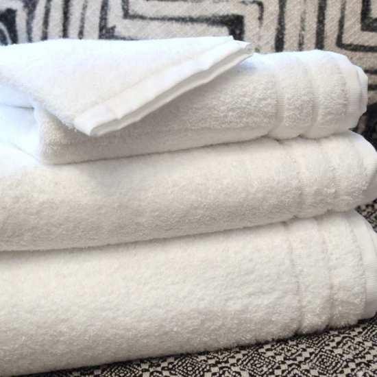 Drap de Douche 70x140 Collection Grand Hotel 650 gr/m²