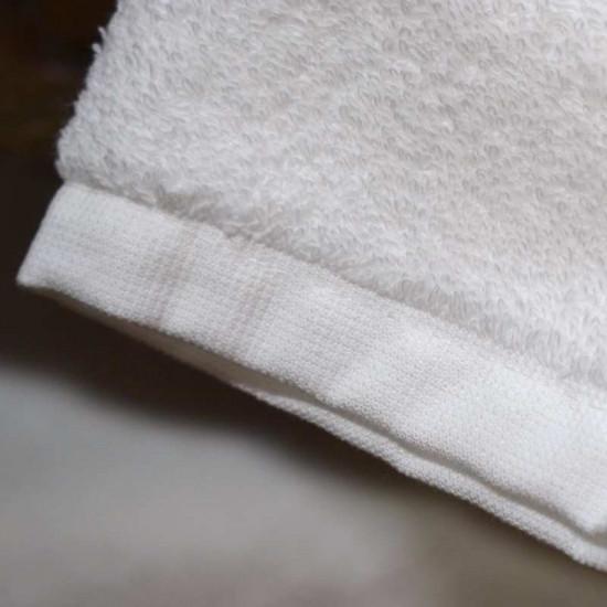 Gant de Toilette 15x21 Collection Grand Hotel 650 gr/m²