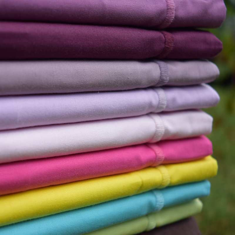 taie de traversin unie percale 80 fils cm coton peign la compagnie du blanc. Black Bedroom Furniture Sets. Home Design Ideas