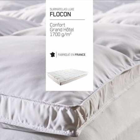 Surmatelas de Confort Flocon