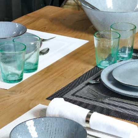 Set de table bicolore YUCO