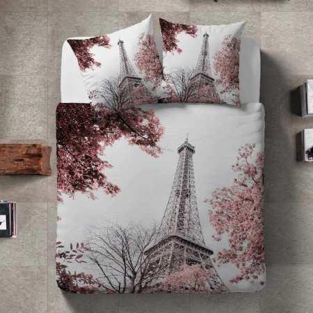 Parure Housse de Couette Tour Eiffel
