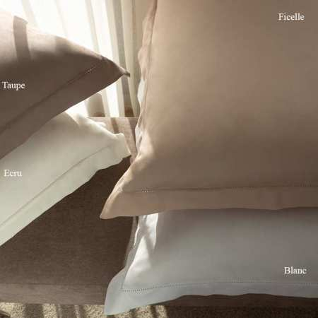 Drap Housse Collection Satin Mercerisé Bonnets 40 cm
