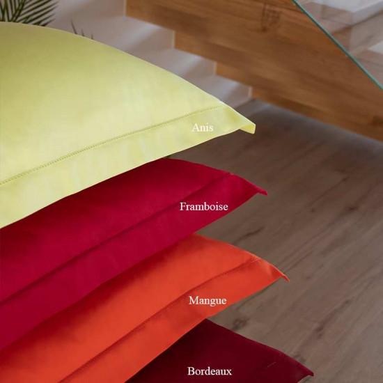 Drap Housse Collection Satin Mercerisé Bonnets 50 cm