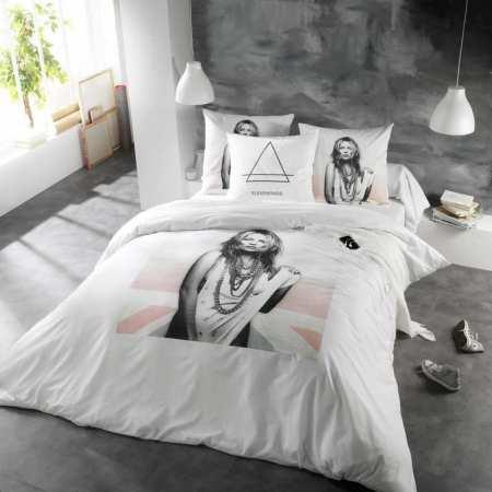 Housse de Couette Kate Moss 140x200 - Eleven Paris