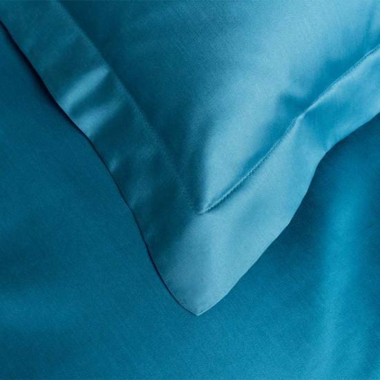 Drap Housse Satin de Coton Égyptien Prestige 240 fils/cm² Bonnet 50 cm