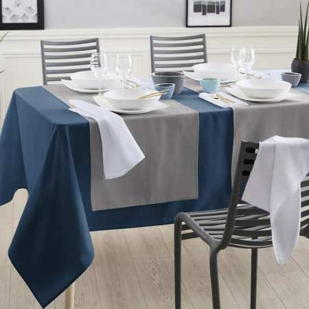 Lot de 3 Serviettes de Table CUBE