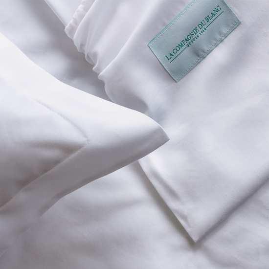 Drap Housse Coton & Soie - Bonnets 40 cm