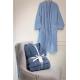 Peignoir de Bain Col Kimono