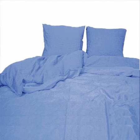 Parure Housse de Couette Metis Bleu Lavande