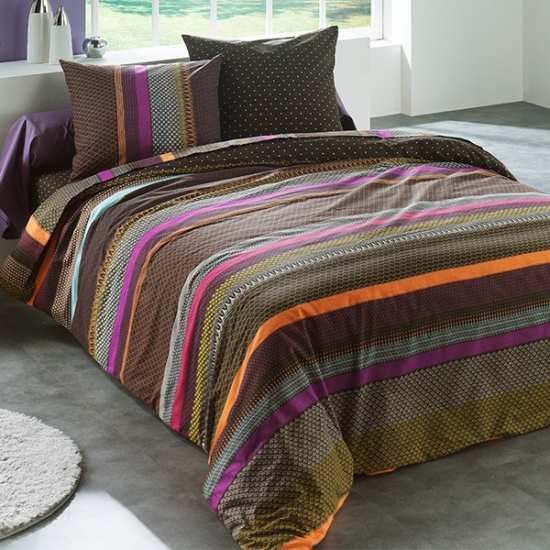 parure de draps c design. Black Bedroom Furniture Sets. Home Design Ideas