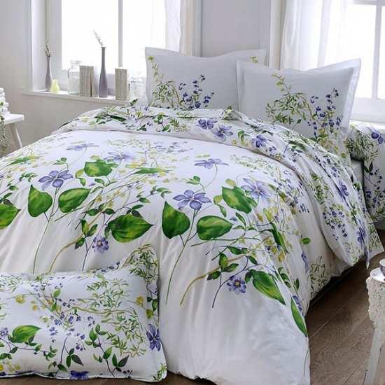 housses de couette housse de couette grace percale. Black Bedroom Furniture Sets. Home Design Ideas