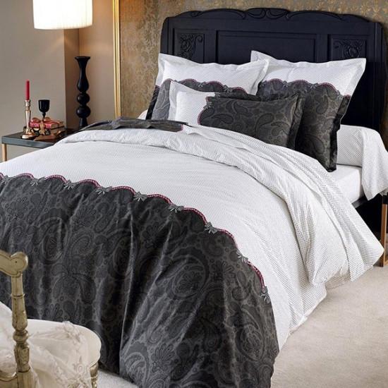 parure de draps tradilinge modele sensuel percale. Black Bedroom Furniture Sets. Home Design Ideas