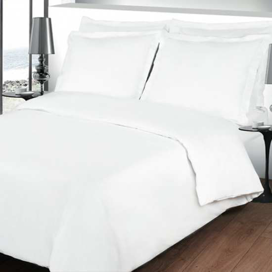 housse de couette 240x260 linge de lit 240x260 blanc. Black Bedroom Furniture Sets. Home Design Ideas