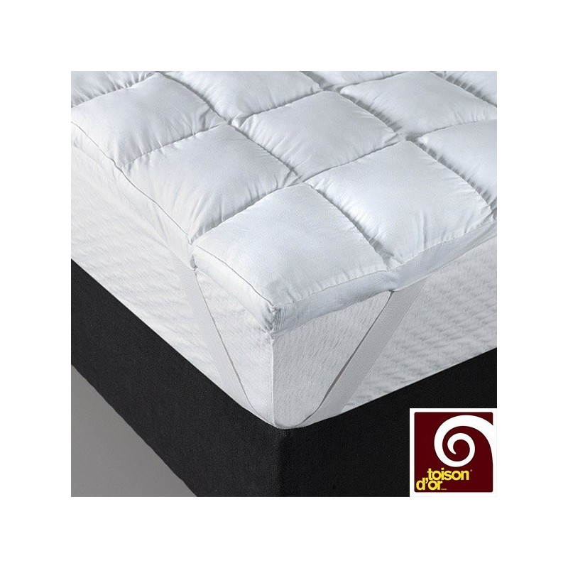 surmatelas hotel 180x200 sur confort. Black Bedroom Furniture Sets. Home Design Ideas