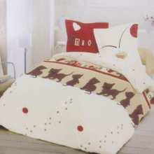 housse de couette 220x240 la compagnie du blanc. Black Bedroom Furniture Sets. Home Design Ideas