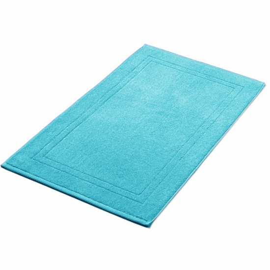 Carrelage design tapis bleu turquoise moderne design for Carrelage salle de bain bleu turquoise