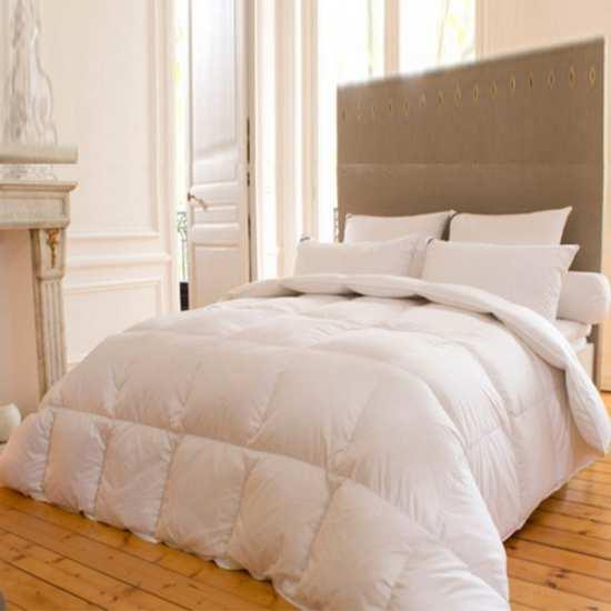 Couette naturelle duvet maison design - Couette duvet d oie blanche ...