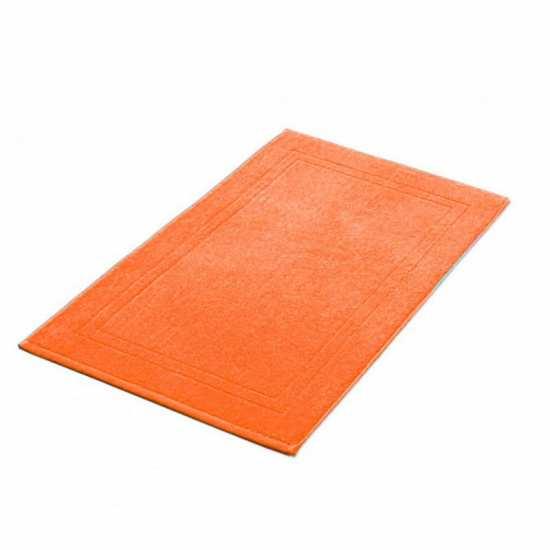 tapis de bain orange. Black Bedroom Furniture Sets. Home Design Ideas