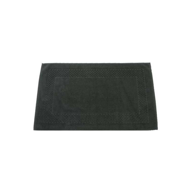tapis de bain hotel 1200gr m2 anthracite. Black Bedroom Furniture Sets. Home Design Ideas