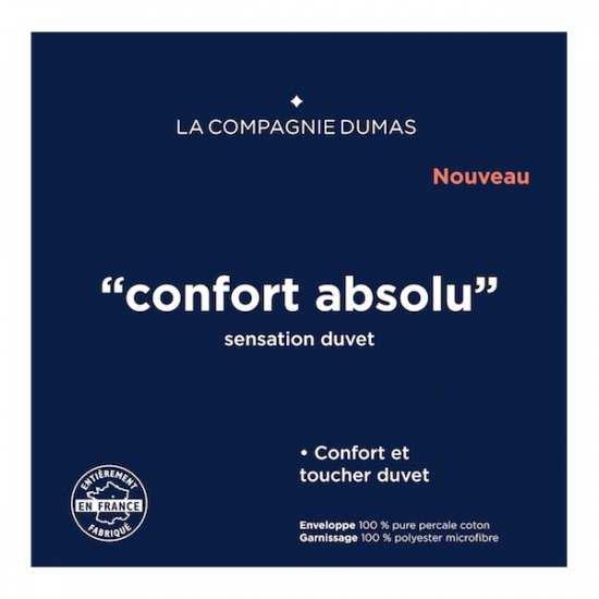 Couette dumas confort duvet