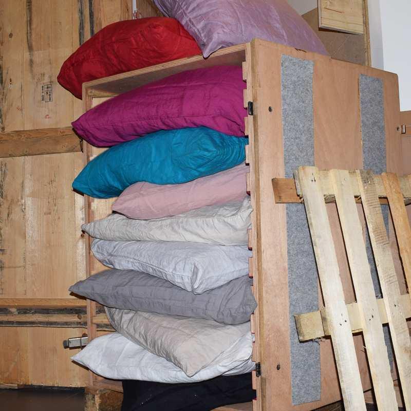 linge de lit lin lav la compagnie du blanc. Black Bedroom Furniture Sets. Home Design Ideas