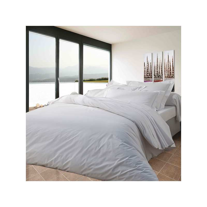 percale 50 coton 50 polyester la compagnie du blanc. Black Bedroom Furniture Sets. Home Design Ideas