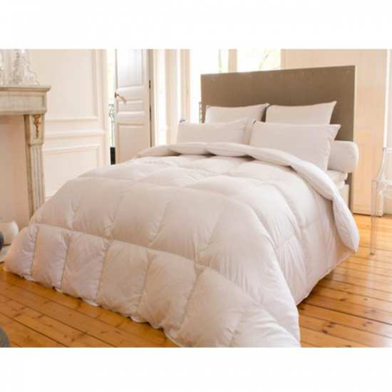 couette en duvet couette duvet d 39 oie drouault la compagnie du blanc. Black Bedroom Furniture Sets. Home Design Ideas