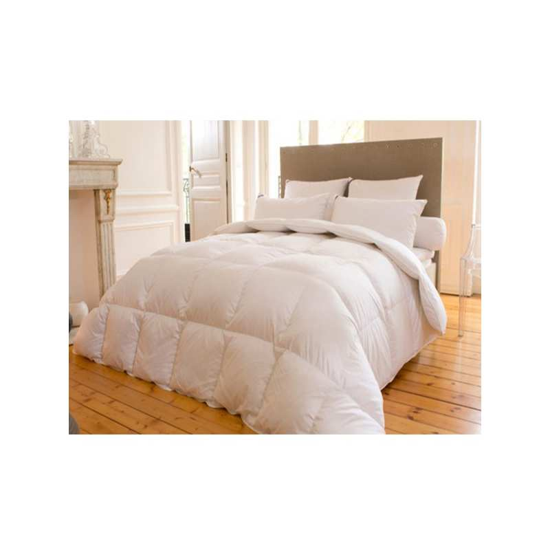 drouault couette duvet oie luxe la compagnie du blanc. Black Bedroom Furniture Sets. Home Design Ideas