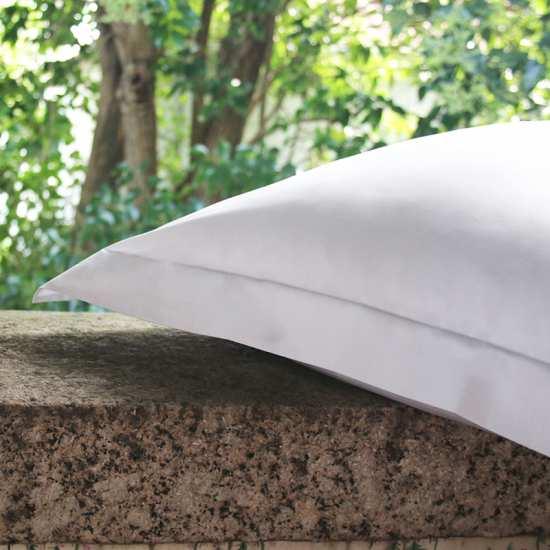Linge de Lit Pur Coton Peigné d'Egypte Percale 80 fils/cm2