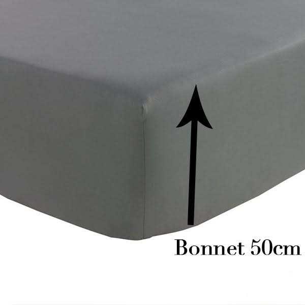 Bonnet 50 cm drap housse grands bonnets - Drap housse grand bonnet 35 cm ...