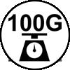 100 grammes