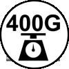 400 grammes