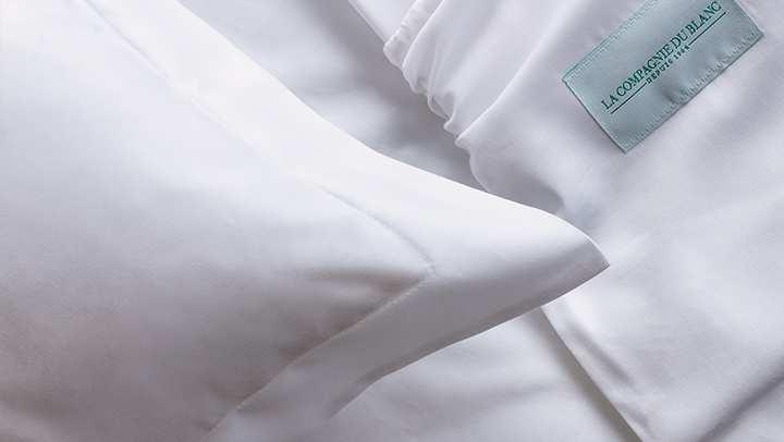 linge de lit Soie & Coton